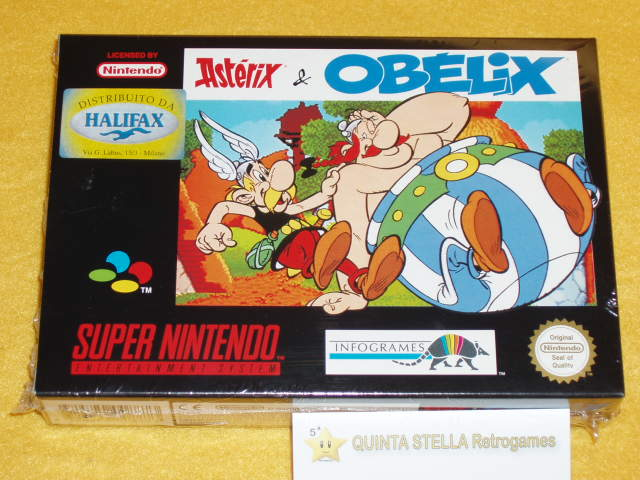 ASTERIX-e-OBELIX-Super-Nintendo-SNES-PAL-VERSION-NEW-SEALED-VERY-RARE-TOP-GAME