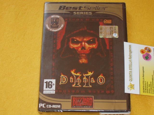 DIABLO-2-II-ESPANSIONE-x-PC-NUOVO-SIGILLATO-vers-ITALIANA-STUPENDO-RPG-GDR
